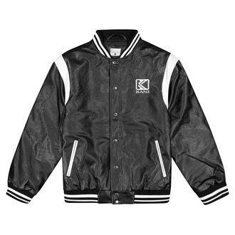 OG Fake Leather Jacket